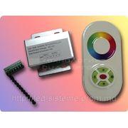 Контроллер RGB, TCW-RF5B (12V, 180W, ПДУ сенсор) фото