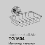 Мыльница решётка овальная TG1604 фото