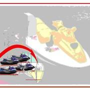 Серия подъемников для плавсредств (гидроциклов) фото