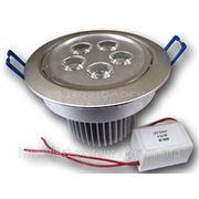 Точечный светодиодный светильник DL5X1CW фото