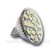 Светодиодная лампа LED-MR16 21 SLT5050 4W 12V SPOT - 4Вт, 250-290Lm. фото