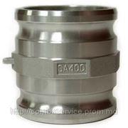 Кулачковое соединение типа SA: Адаптер SA400 фото