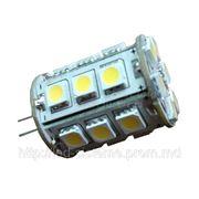 Светодиодная лампа LED-G4 24 SLT5050 4W 12V TOWER-4Вт, 350-400Lm. фото