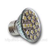 Светодиодная лампа LED-E27 21 SLT5050 4W 220V SPOT - 4Вт. фото