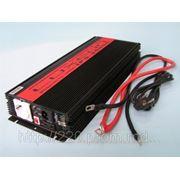 Интвертор 12/220 LUXEON IPS - 2000C 1200Вт с функцией подзарядки аккумулятора фото
