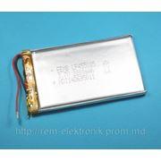 LP455085-PCB-LD Аккумулятор литий-ионный фото