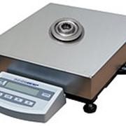 Платформенные весы серии ВПТ фото