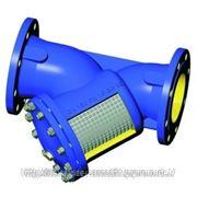 Фильтр фланцевый осадочный чугунный Ду50 Ру16 производства (Польша) Zetkama фото