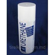 Аэрозоль-полиуретановый лак Urethane red 400 ml фото