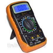 Мультиметр DT-838L фото