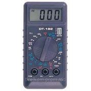 Мультиметр DT-182 фото
