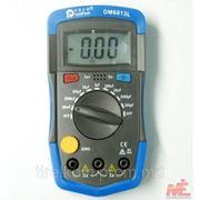 Мультиметр DM-6013L (C-meter) фото