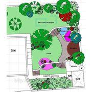 Проектирование и вертикальная планировка. Визуализация проектов. Благоустройство территорий. фото