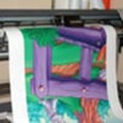 Печать на фотообоях фото