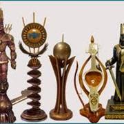 Сувениры из дерева фото