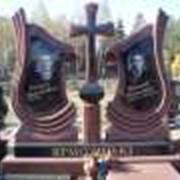 Изготовление памятников из гранита в Коростышеве фото