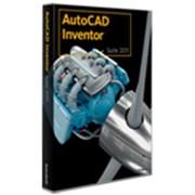Обеспечение программное Autodesk® Inventor ®, Средства программные обработки графических данных фото