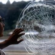 Бронирование стекол в Липецке. фото