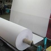 Бумага-основа для производства туалетной бумаги фото