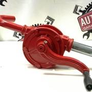 Ручной насос роторного типа,для бочек 50-220 кг фото