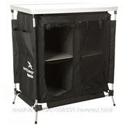 Кемпинговый шкаф EASY CAMP Subra черный one size фото