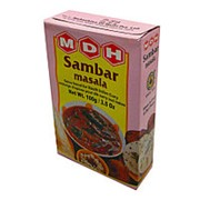 Приправа для супа Sambar Masala MDH | ЭмДиЭйч 100г фото