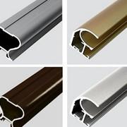 Алюминиевый профиль вертикальный для шкафа-купе фото
