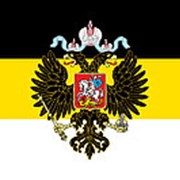 Флаг ДЕРЖАВНЫЙ С ОРЛОМ размер 90х135 фото
