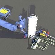 Мини завод msb-1 топливный брикет стандарта nestro производительностью 900-1000 кг/час фото