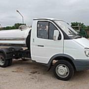 Автоцистерна пищевая ГАЗ 3302 (Газель) молоковоз / водовоз, 4х2 фото