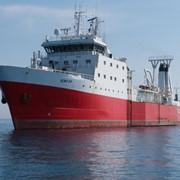 Исследовательское судно Heather Sea фото