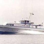 Моторная яхта `Буран` (проект 09111) фото