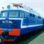 Электропоезд ЭД1 с электровозной тягой фото