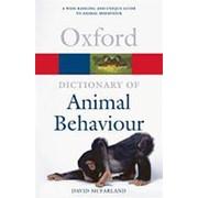 David Mcfarland Dictionary of Animal Behaviour (Oxford Paperback Reference) фото