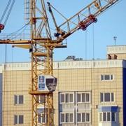 Аренда башенного крана КБ-515 фото