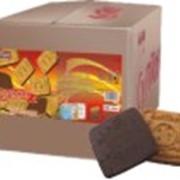 Печенье глазированное фото