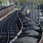 Поставка каменного угля фото