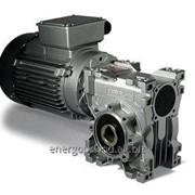 Червячные одноступенчатые редукторы и мотор-редукторы SRT (FRT) фото