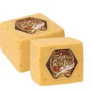 """Сыр """"Беловежский трюфель"""" с жареным арахисом 40% фото"""