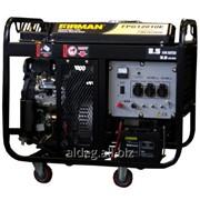 Бензиновый генератор FPG12010E+ATS фото