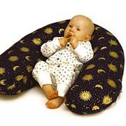 Подушка для отдыха, рогалик малый ПасТер ПР0011 фото