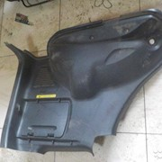 Обшивка багажника чери тиго правая фото