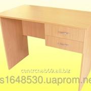 Стол письменный с ящиками, 20128 фото