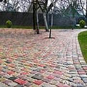 Тротуарные плиты фото
