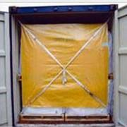 Лист Безопасности «Safety Sheet» для обеспечения фиксации и транспортировки груза в контейнерах и автотранспорте фото