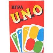 """Карточная игра """"UNO мини"""", Задира-Плюс, 108 карт, 10+, 5116 фото"""