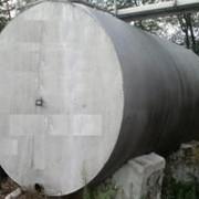 Сосуд цилиндрический горизонтальный для сжиженный углеводородных газов пропана и бутана 16 куб.м. вакуумный фото