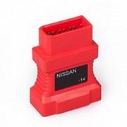 Диагностический разъем Nissan 14 pin для MaxiDAS DS708, AUTEL Автосканер фото