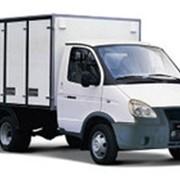 Хлебный фургон на шасси ГАЗ 3302 «Газель-Бизнес» фото