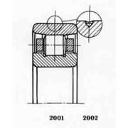 Подшипник 30-2240ЛМ роликовый радиальный с короткими цилиндрическими роликами фото